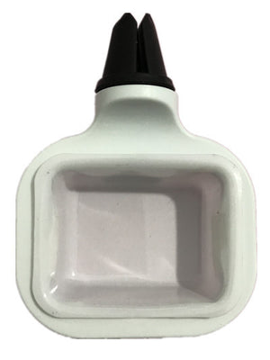 An in-Car Sauce Holder for Ketchup and Dipping Sauces 2 Pack
