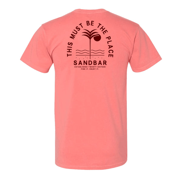 This Must Be The Place Guava Sandbar T-shirt