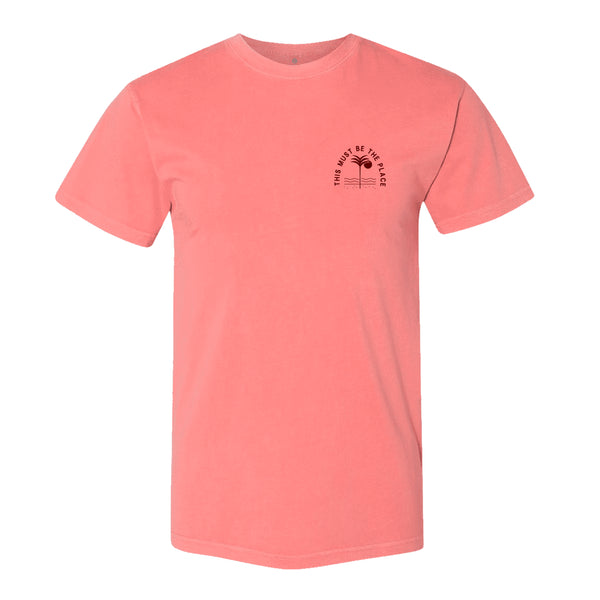 This Must Be The Place Sandbar Guava T-shirt