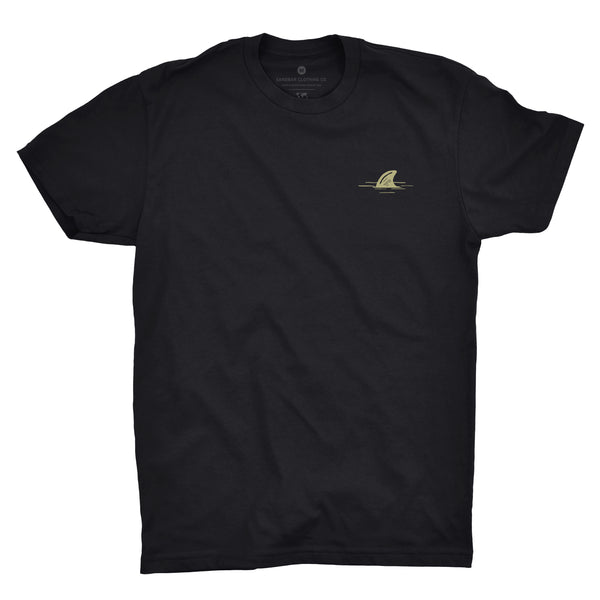 Beach Responsibly Black T-shirt