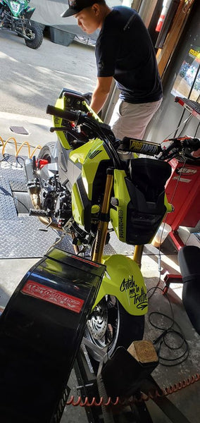 DHM Honda Grom Stage 3 Package (UPGRADE for prior DHM Customers)