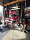Honda Monkey Stage 3 | DHM Piston, ECU Reflash, and TB Camshaft