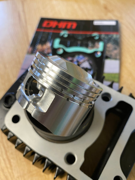 DHM High Compression Stock Bore Piston (Gen 2)