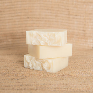 Nothing but... Soap, Fragrance Free, color free handmade soap