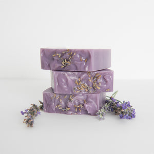Lavender Essential Oil Soap