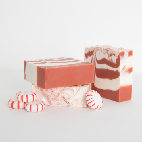 Peppermint Essential Handmade Soap
