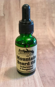 natural beard oil men's gift