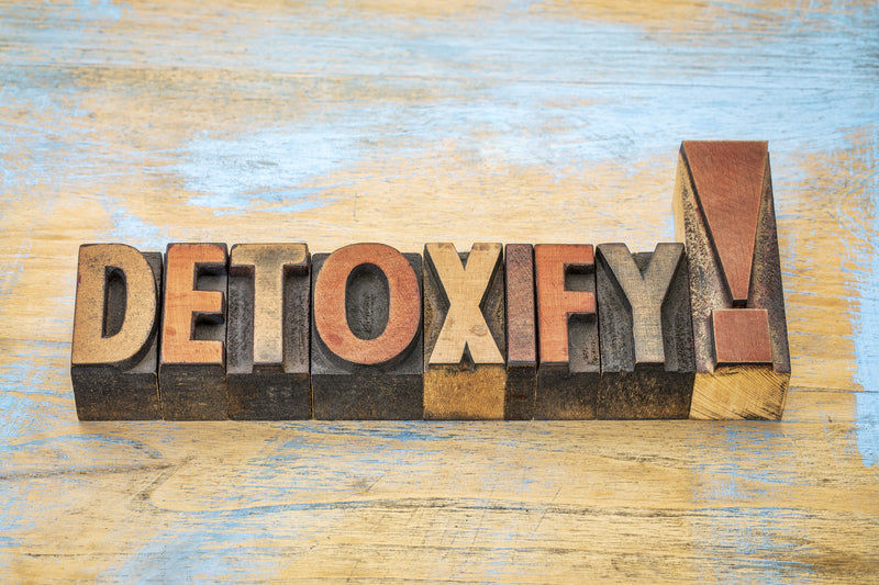 The Top 10 Ways To Detoxify Your Body And Live Chemical Free