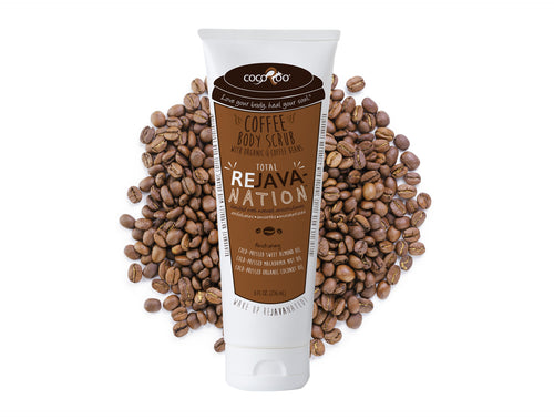 CocoRoo® Total ReJAVAnation Coffee Scrub