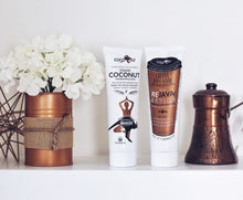 Load image into Gallery viewer, CocoRoo® Total ReJAVAnation Coffee Scrub & Naturally Naked Coconut Oil Moisturizer