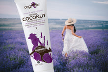 Load image into Gallery viewer, CocoRoo® Lost in Lavender USDA Organic Coconut Oil Moisturizer