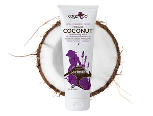 CocoRoo® Total ReJAVAnation Coffee Scrub & Lost in Lavender Coconut Oil Moisturizer