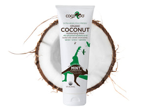 CocoRoo® Total ReJAVAnation Coffee Scrub & Mint Condition Coconut Oil Moisturizer