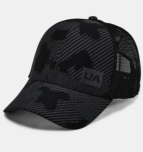 Sapca UNDER ARMOUR barbati MENS BLITZING TRUCKER 3.0 1305039-002 Negru
