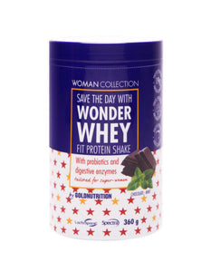 Woman Collection Wonder Whey GOLD NUTRITION 360 g