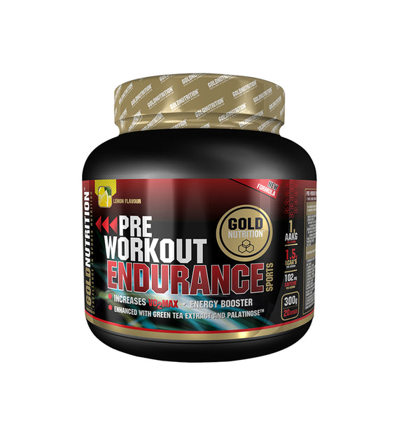 Pre-Workout Endurance GOLD NUTRITION  300g