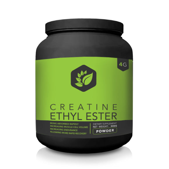 Creatina Ethyl Ester 500 gr.