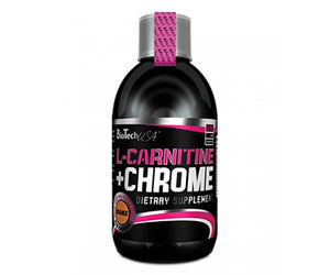 L-Carnitine + Chrome 500g BioTech USA