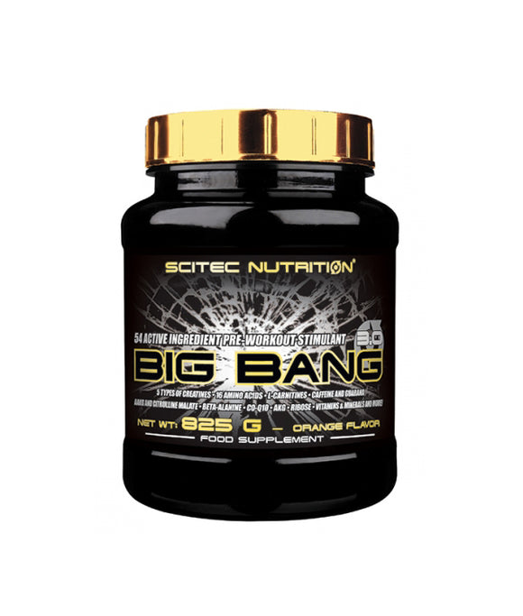 Big Bang Scitec