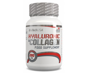 Hyaluronic & Collagen BioTech 30 capsule
