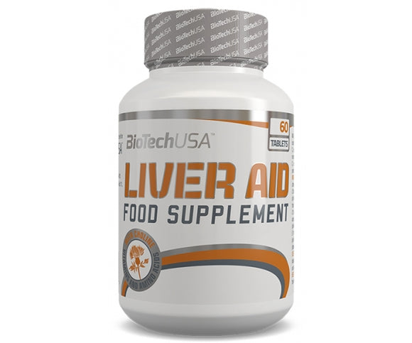 Liver Aid BioTech 60 tablete