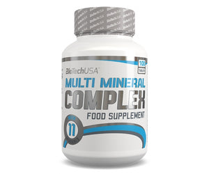 Multimineral Complex BioTech 100 tablete