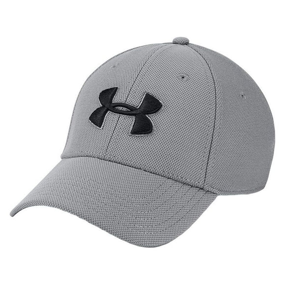 Sapca UNDER ARMOUR barbati MENS BLITZING 3.0 CAP 1305036-040 Gri
