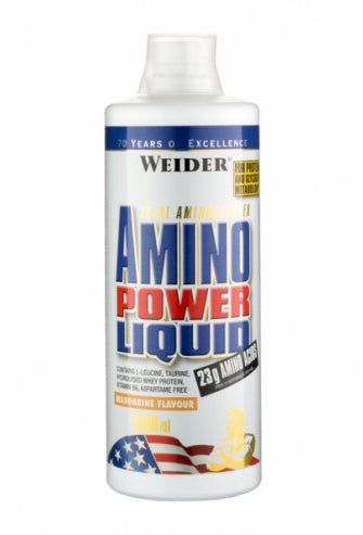 AMINOACIZI LICHIZI WEIDER AMINO POWER 1000 ML