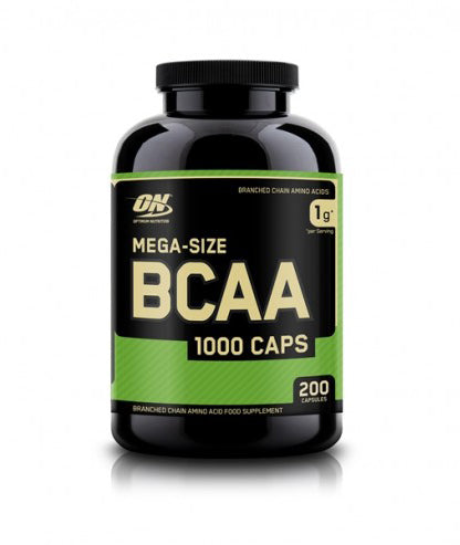 AMINOACIZI ON BCAA 1000 MG 200 CAPS