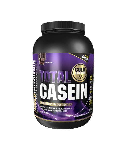 TOTAL CASEIN GOLD NUTRITION 900 gr.