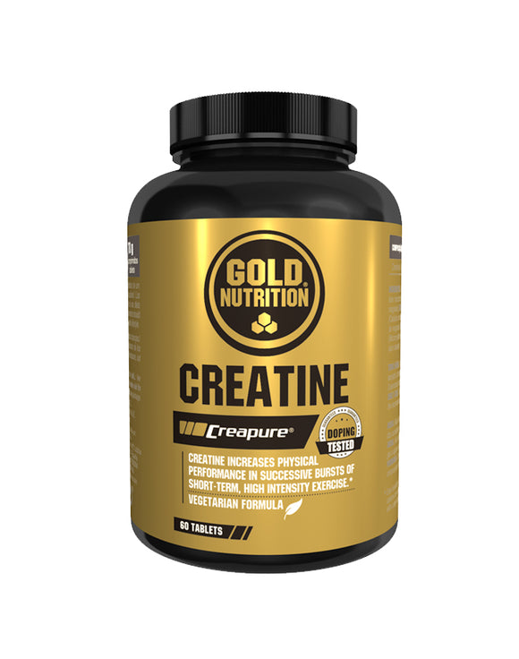 Creatina GOLD NUTRITION  1000 mg 60 caps