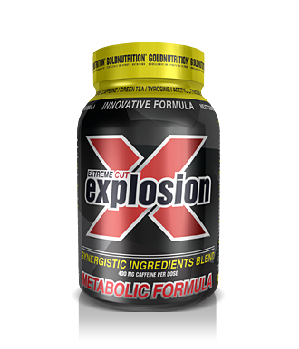 Extreme Cut Explosion GOLD NUTRITION  120caps
