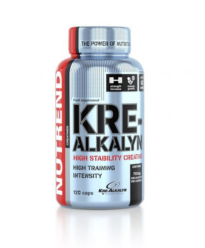 Creatina Nutrend Kre-Alkalyn 120 Caps