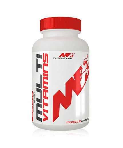 MULTIVITAMINE MUSCLE LINE 60 TABLETE