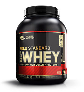 PROTEINA ON Gold Standard 100% Whey 2.27 kg