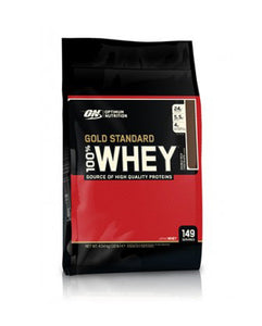 ON GOLD STANDARD 100% WHEY 4.5 KG