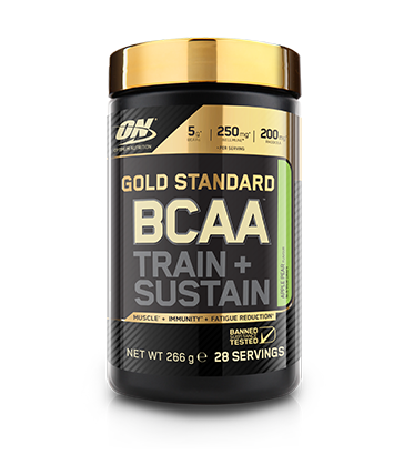 AMINOACIZI ON GOLD STANDARD BCAA 266 G