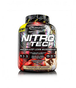 PROTEINA MUSCLETECH NITRO TECH PERFORMANCE SERIES 1.8 KG