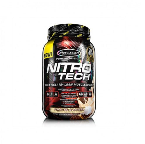 PROTEINA MUSCLETECH NITRO TECH PERFORMANCE SERIES 907 G