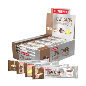 BATON PROTEIC NUTREND LOW CARB 80 gr.