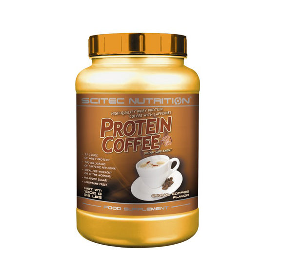 Protein Coffee Scitec
