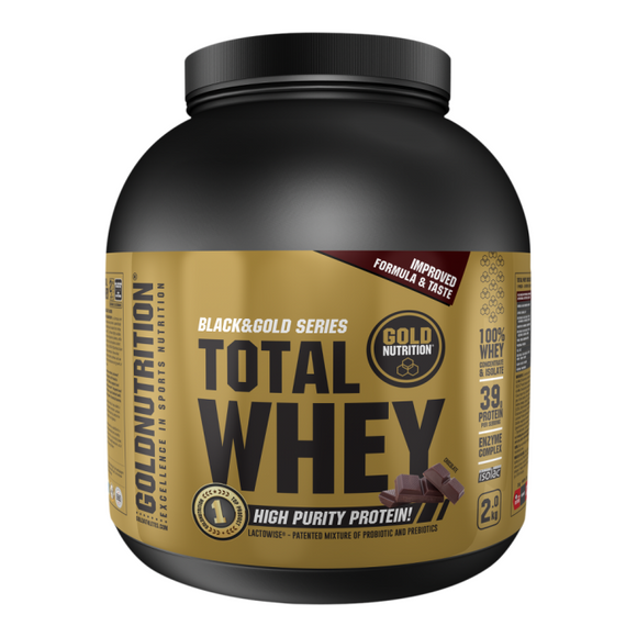 Total Whey GOLD NUTRITION 2 Kg