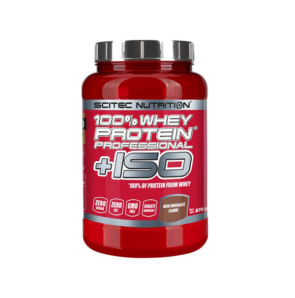 100% WHEY PROTEIN PROFESSIONAL + ISO