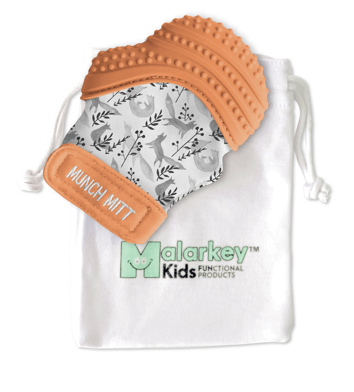 MUNCH MITT - CINNAMON FOX Munch Mitt Malarkey Kids CA