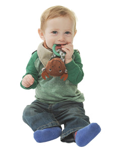 Buddy Bib- Majestic Moose Buddy Bib Malarkey Kids