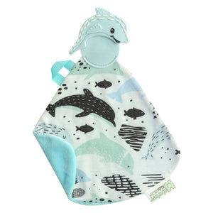 Munch-It Blanket -Daring Dolphin Munch-It Blanket Malarkey Kids