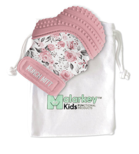 MUNCH MITT - ROSEWOOD Munch Mitt Malarkey Kids CA