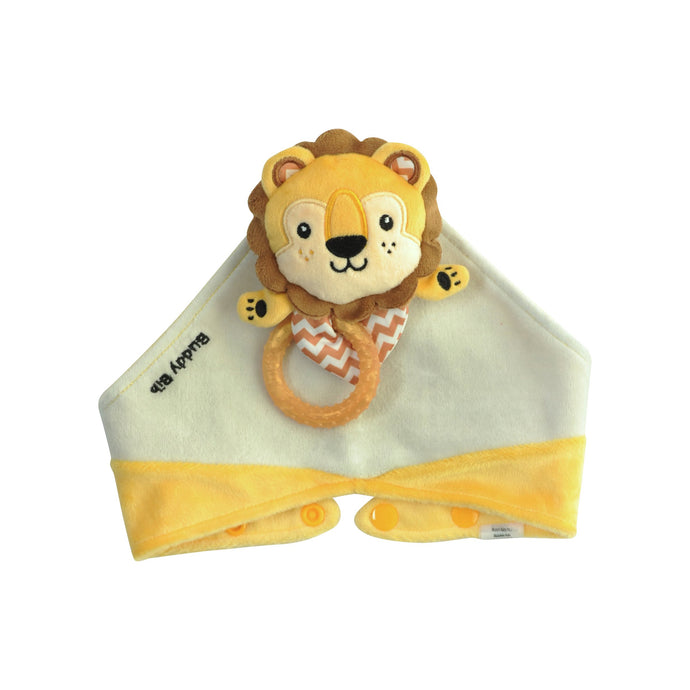 Buddy Bib - Leo Lion Buddy Bib Malarkey Kids