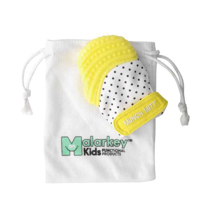 munch mitt mini for preemie babies or twins.  MUNCH MITT THE ORIGINAL MOM INVENTED HAND HELD TEETHER.  100% FOOD-GRADE SILICONE. HELPS BABY WITH SELF SOOTHING