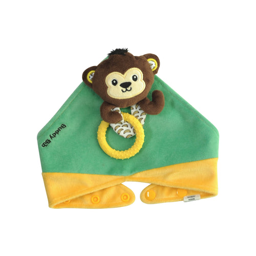 Buddy Bib- Mischief Monkey Buddy Bib Malarkey Kids